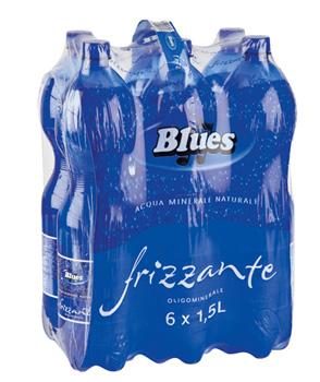 Blues offerte e prezzi bassi for Prezzo acqua blues eurospin