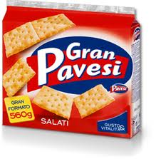 Cracker Gran Pavesi