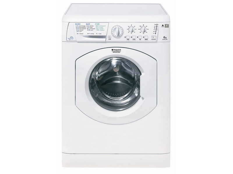 Lavatrice hotpoint ariston 6kg eco6l105it hotpoint for Marche lavatrici