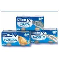 Omogeneizzato di pesce Mellin | Mellin | Offerte e promozioni