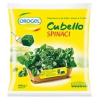 Spinaci Cubello Orogel