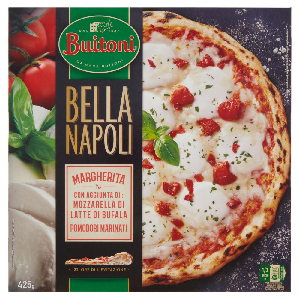 BUITONI BELLA NAPOLI MARGHERITA Pizza surgelata 425g (1 pizza)