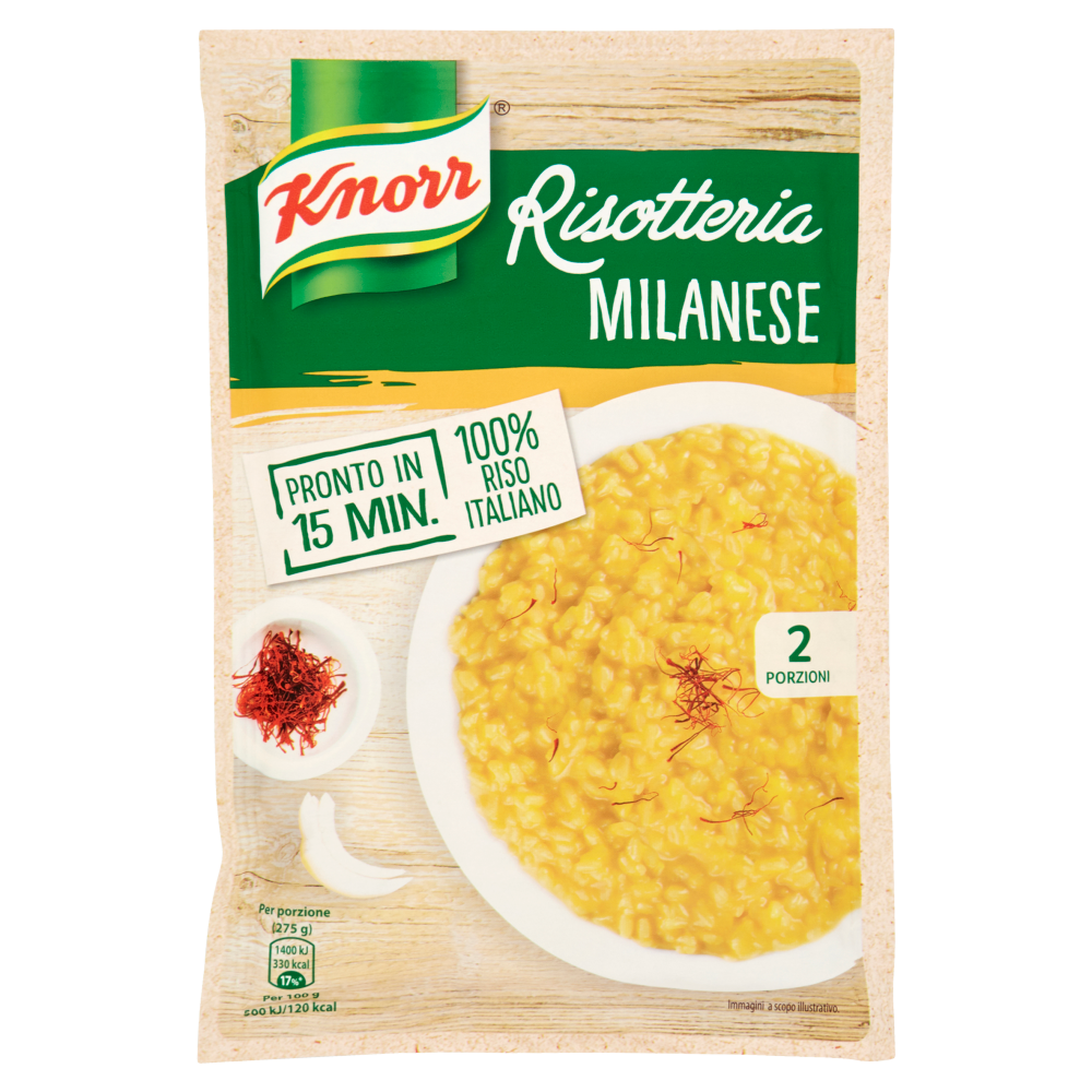Knorr Risotteria Milanese 175 g
