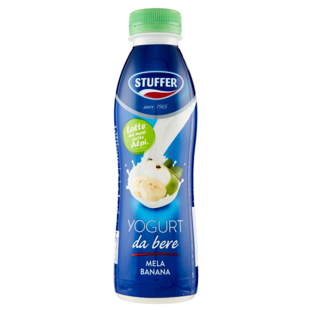 Stuffer Yogurt da bere Mela Banana 500 g
