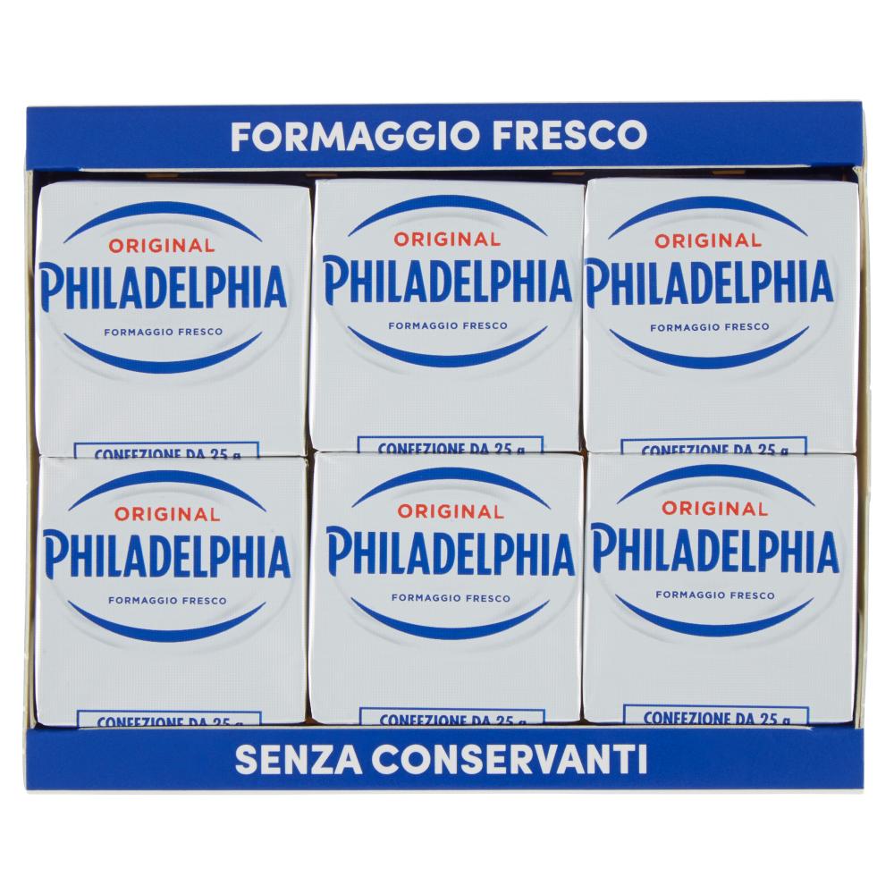 Philadelphia Original 6 x 25 g
