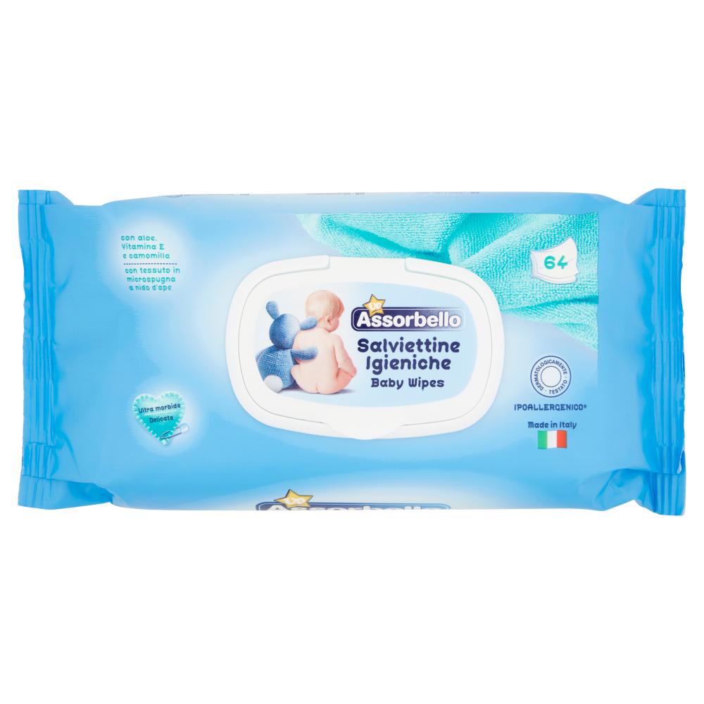 Assorbello Up Salviettine Igieniche 64 pz