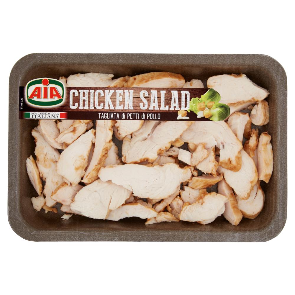 Aia Chicken Salad Tagliata di Petti di Pollo 0,350 kg