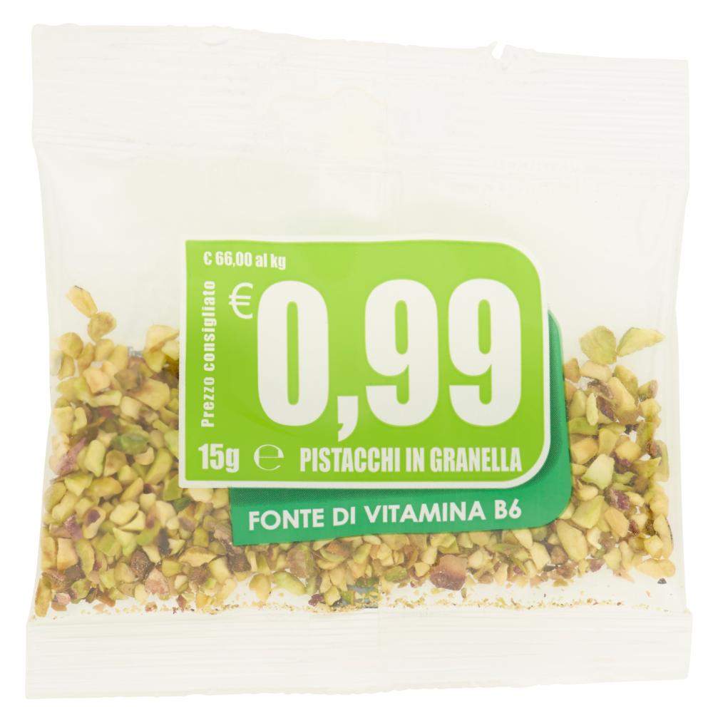 Pistacchi in Granella 15 g