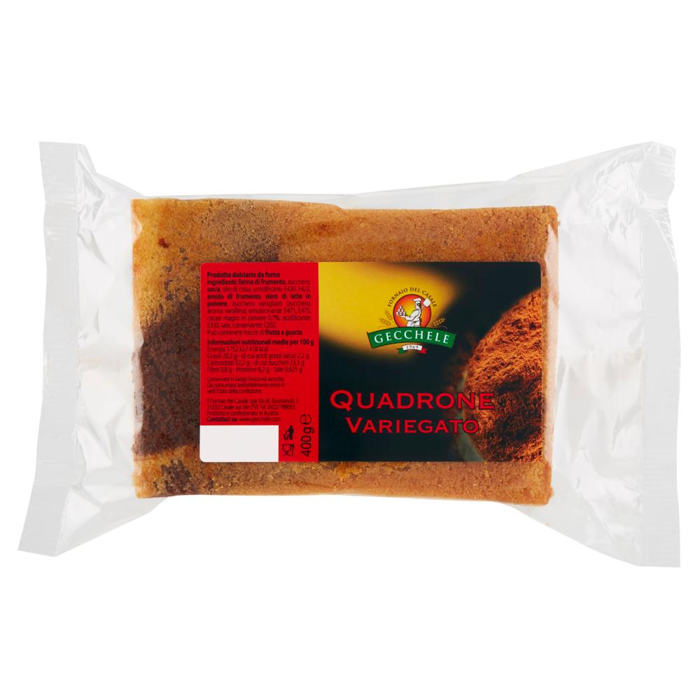 Gecchele Quadrone Variegato 400 g