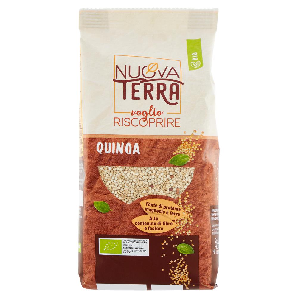 Nuova Terra voglio Riscoprire Quinoa Bio 300 g