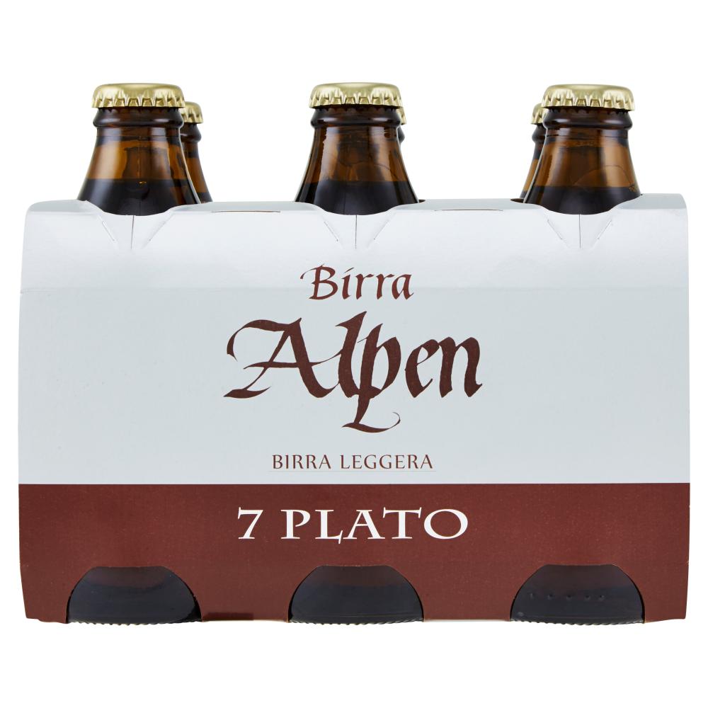 Birra Alpen 7 Plato 6 x 33 cl