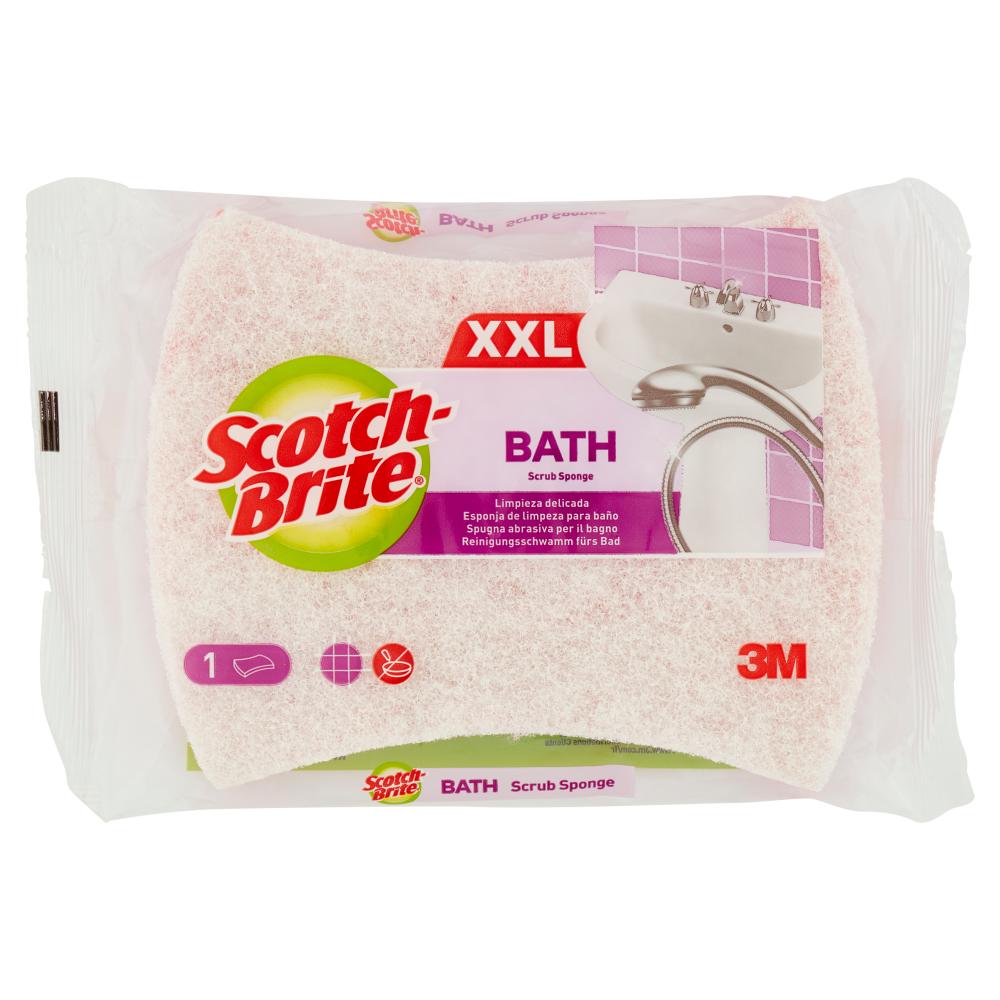 Scotch-Brite Bath Scrub Sponge XXL 1 pz