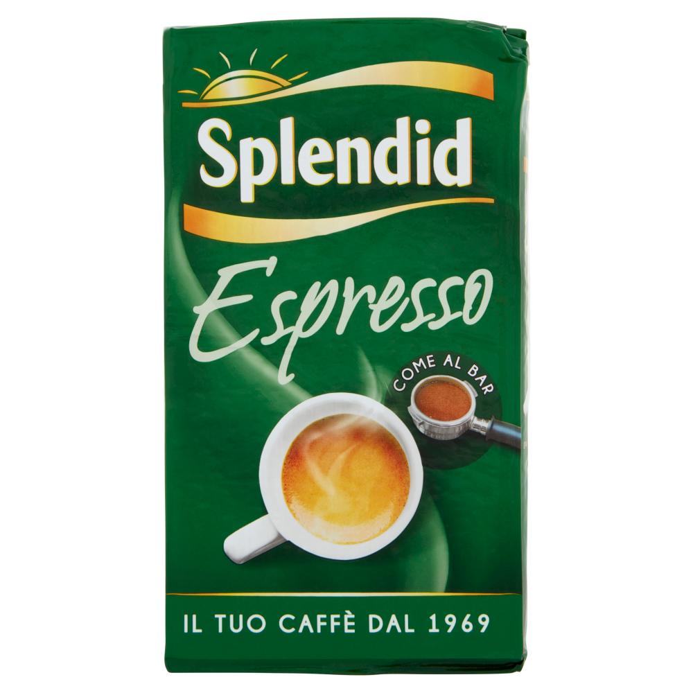 Splendid Espresso 500 g