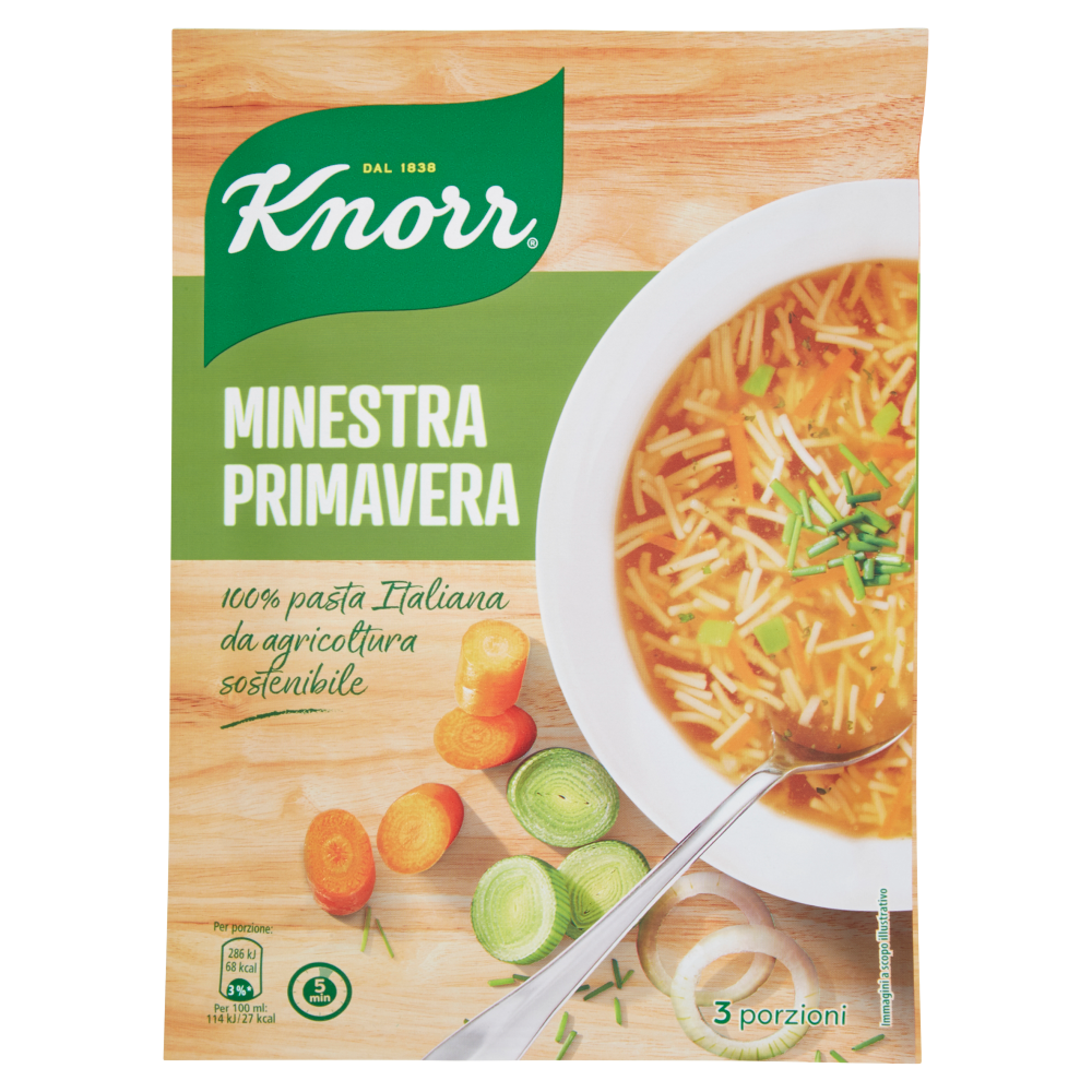 Knorr Minestra Primavera 61 g