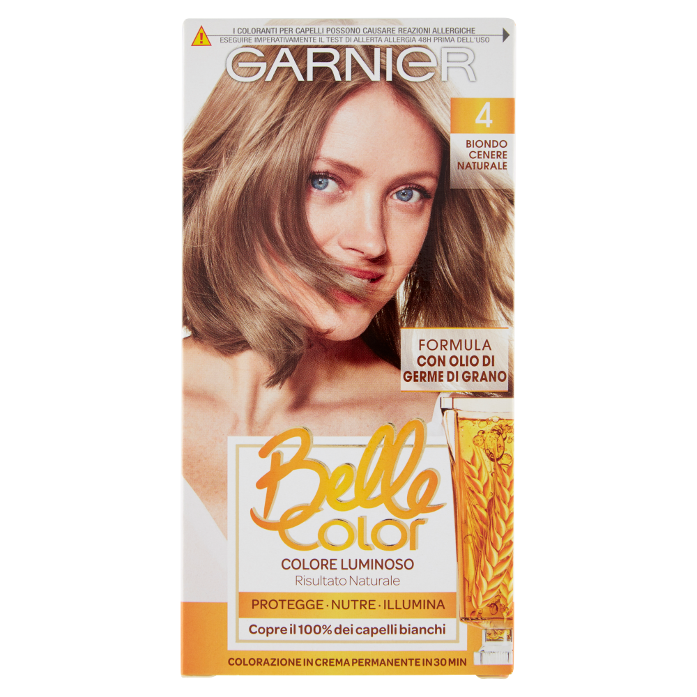 Garnier Belle Color Colore Luminoso, Tinta per Capelli