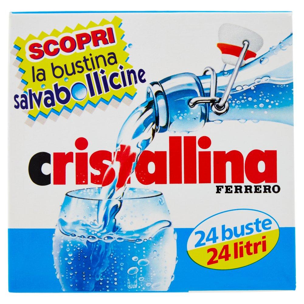 Ferrero Cristallina 24 buste 240 g