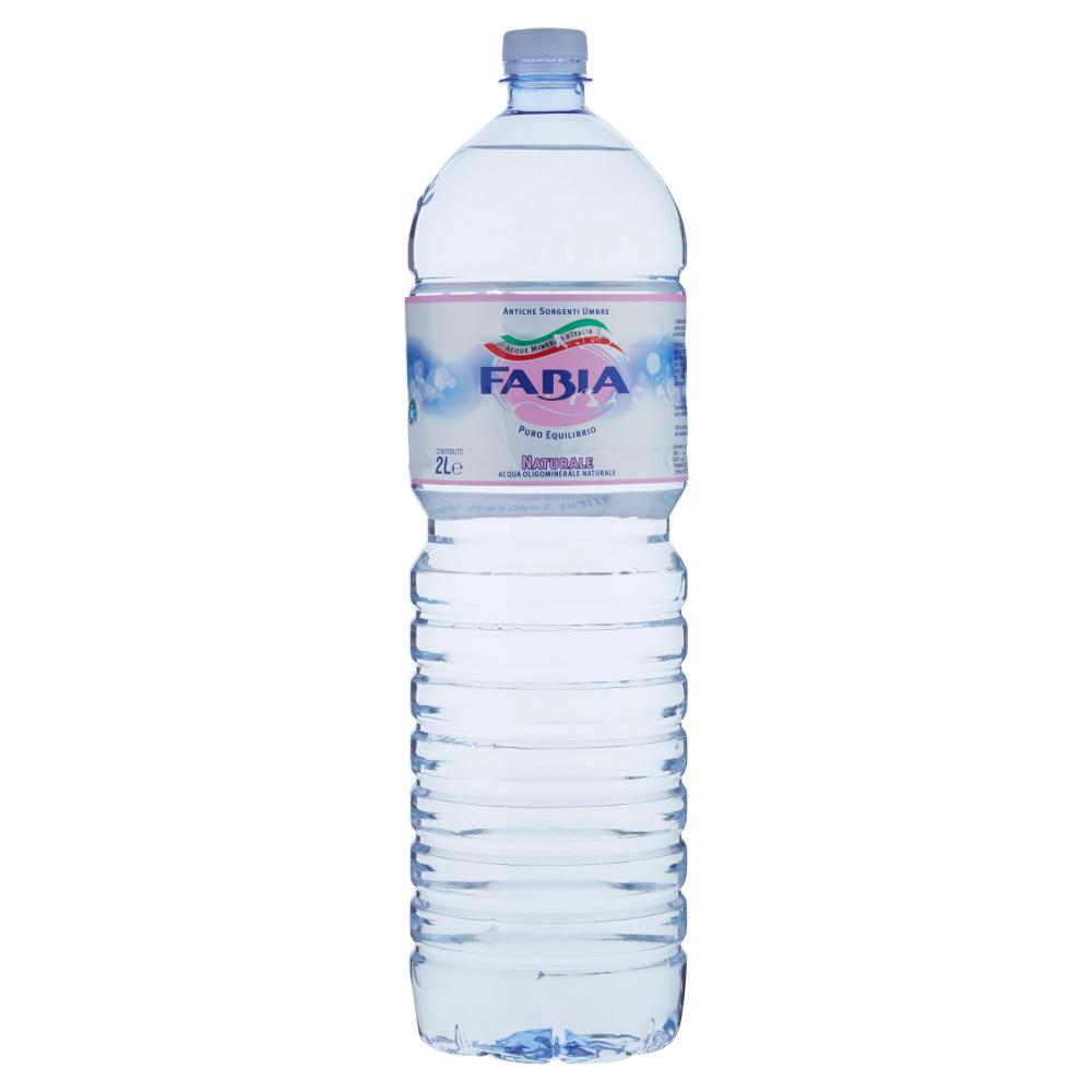 Fabia Acqua Oligominerale Naturale 2 L
