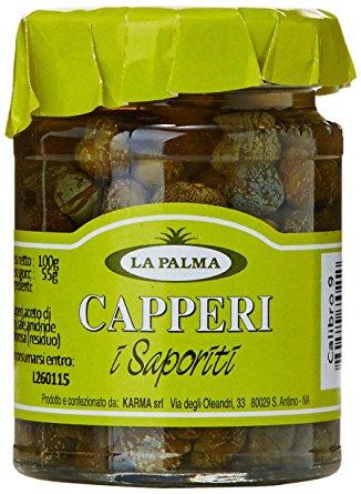 CAPPERI LA PALMA N.7 80G ACETO