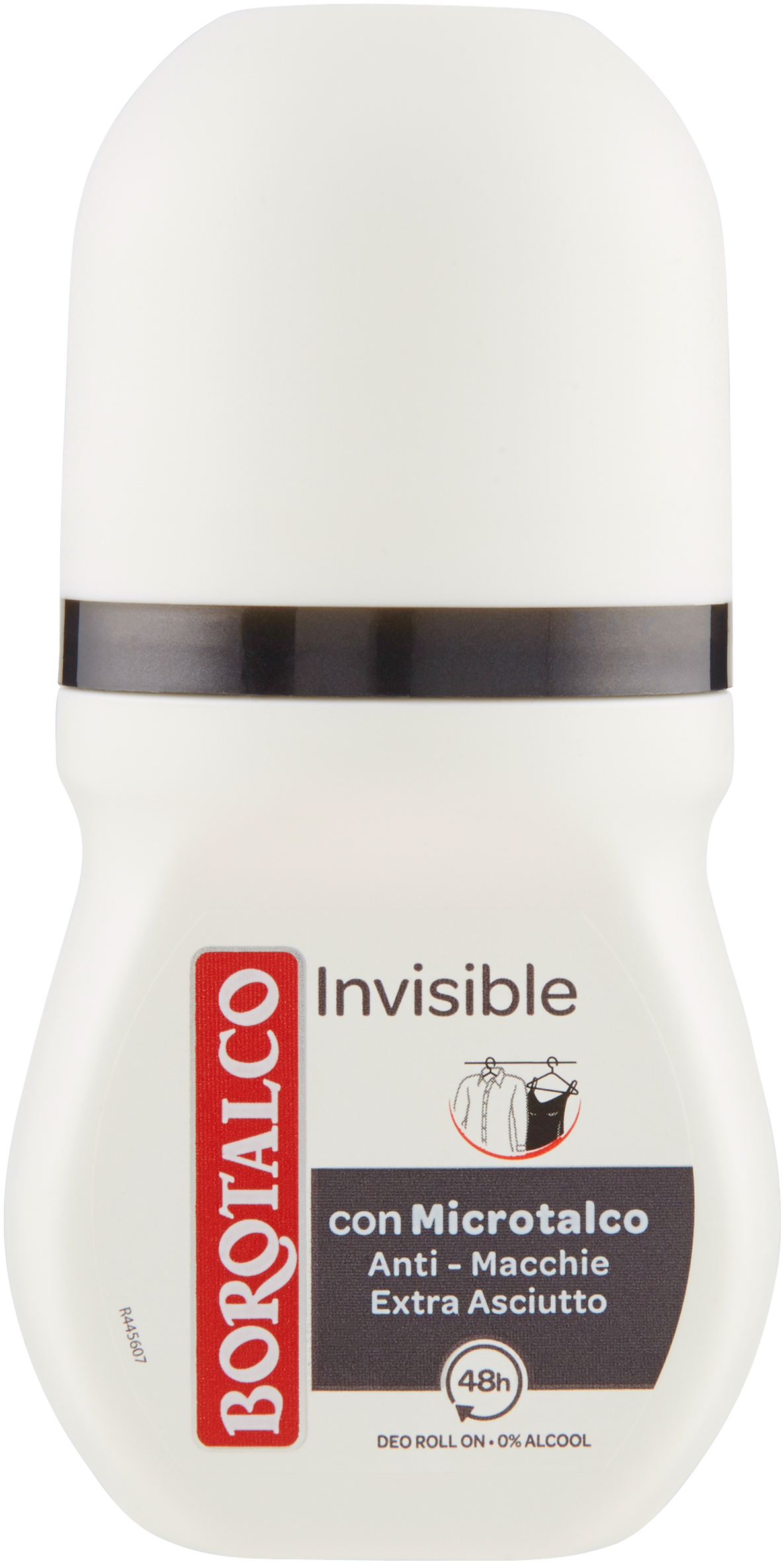 DEO ROLL ON BOROTALCO 50ML INVISIBLE