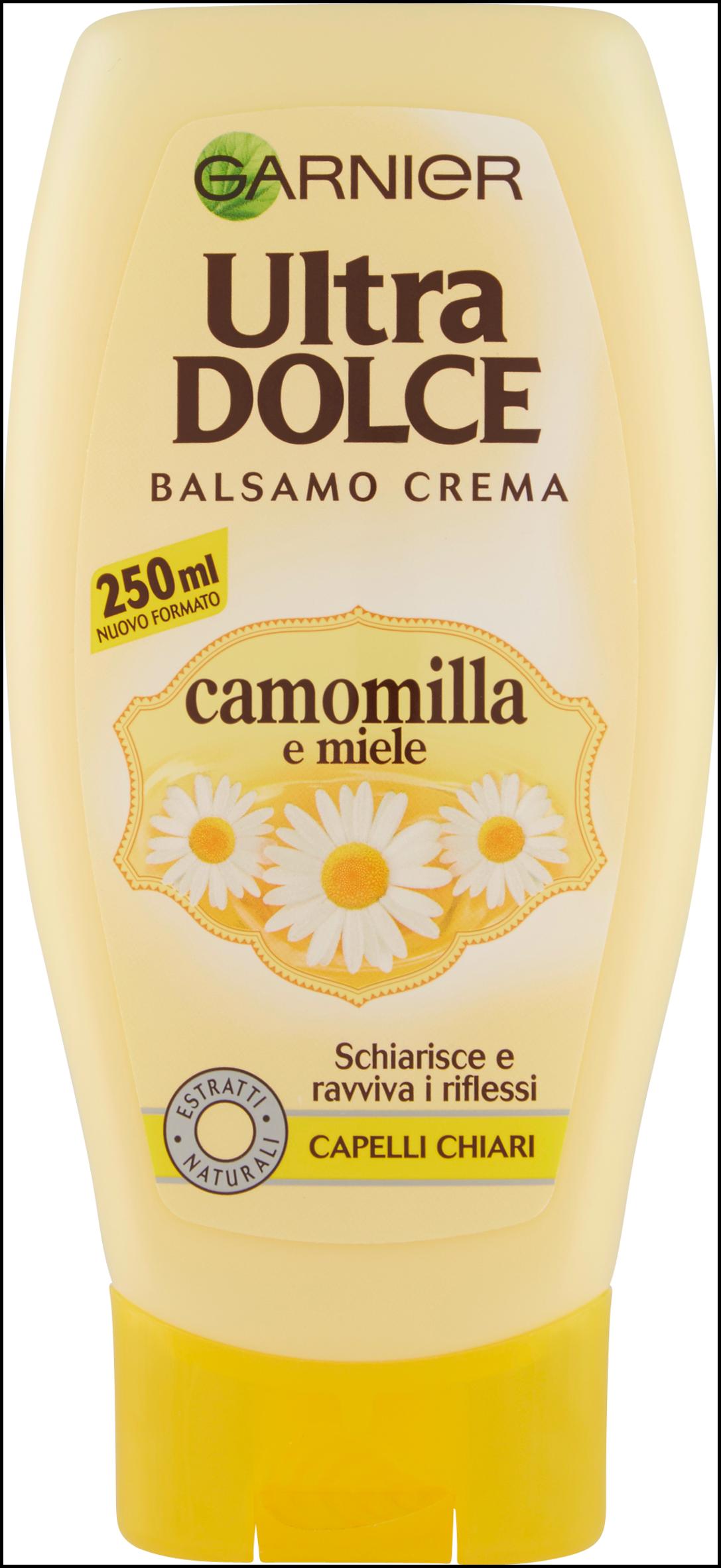 BALSAMO ULTRADOLCE 250ML CAMOMILLA MIELE