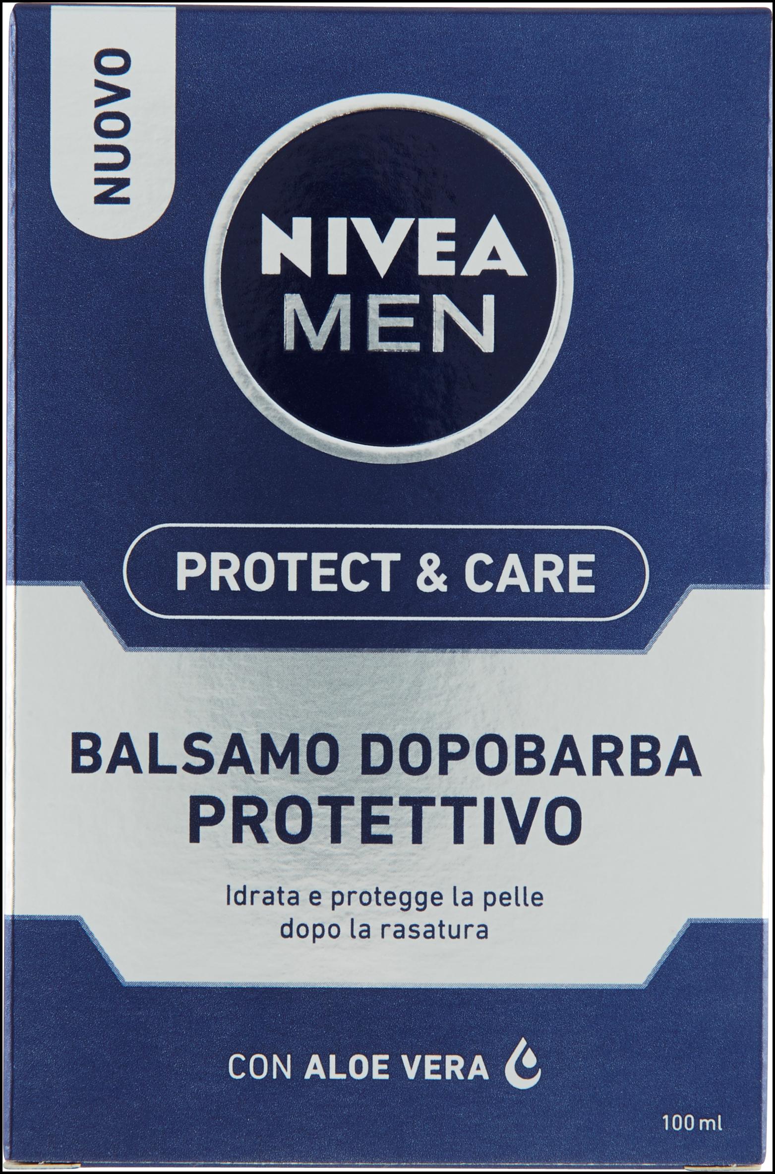 AFTERSH.BALS.PROTET.NIVEA ML100