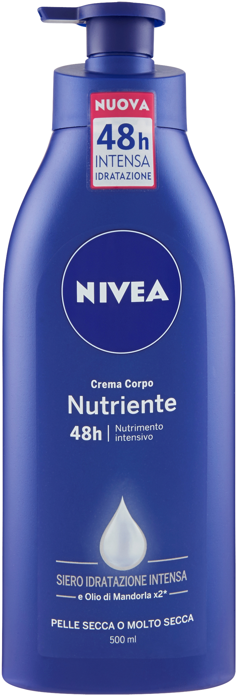 CREMA FLUIDA NIVEA NUTR. 80203 ML 500