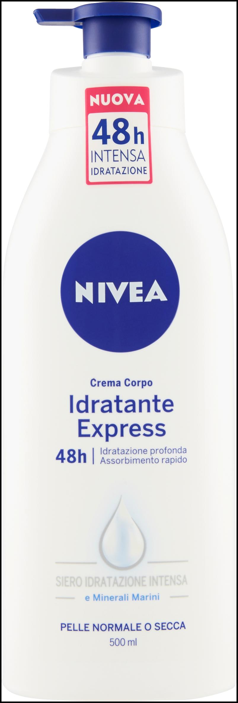 CREMA FLUIDA NIVEA IDR.  80303 ML 500