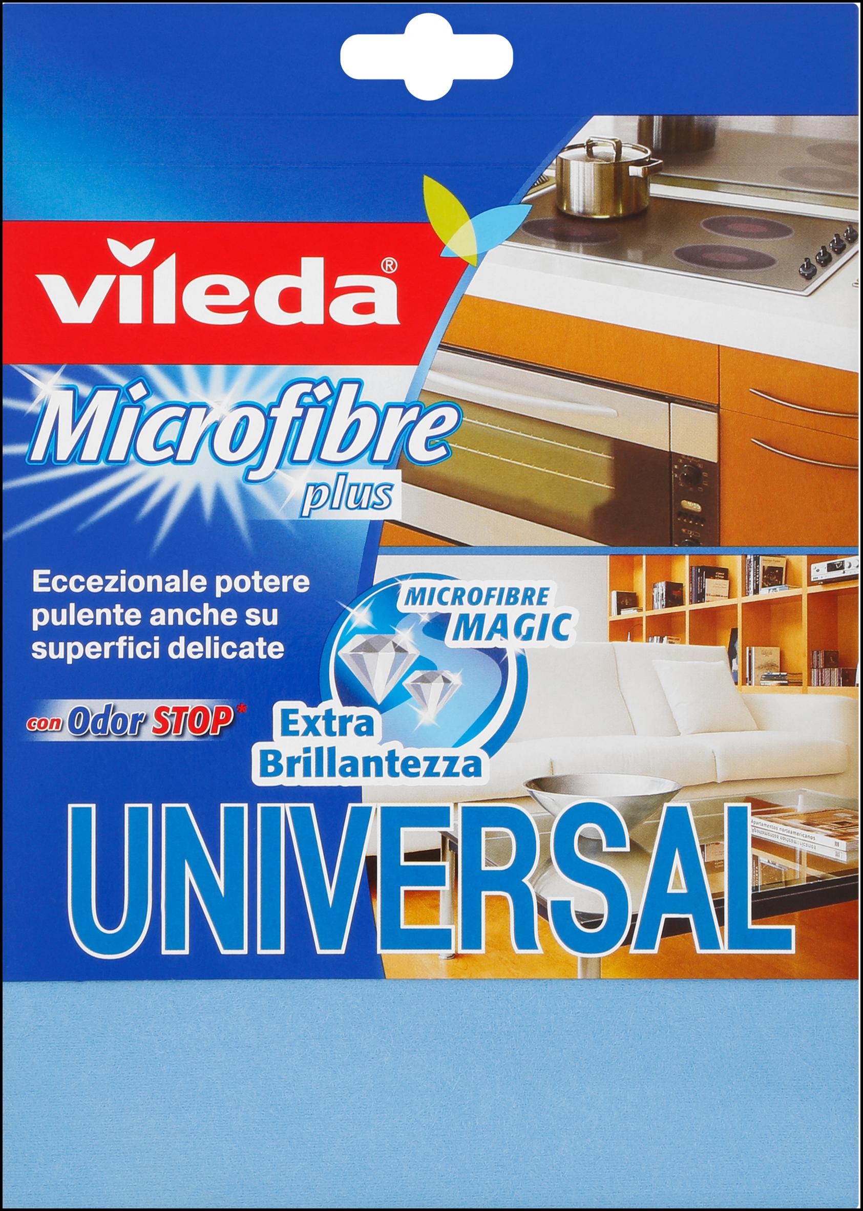PANNO VILEDA MICROFIBRA UNIVERSAL