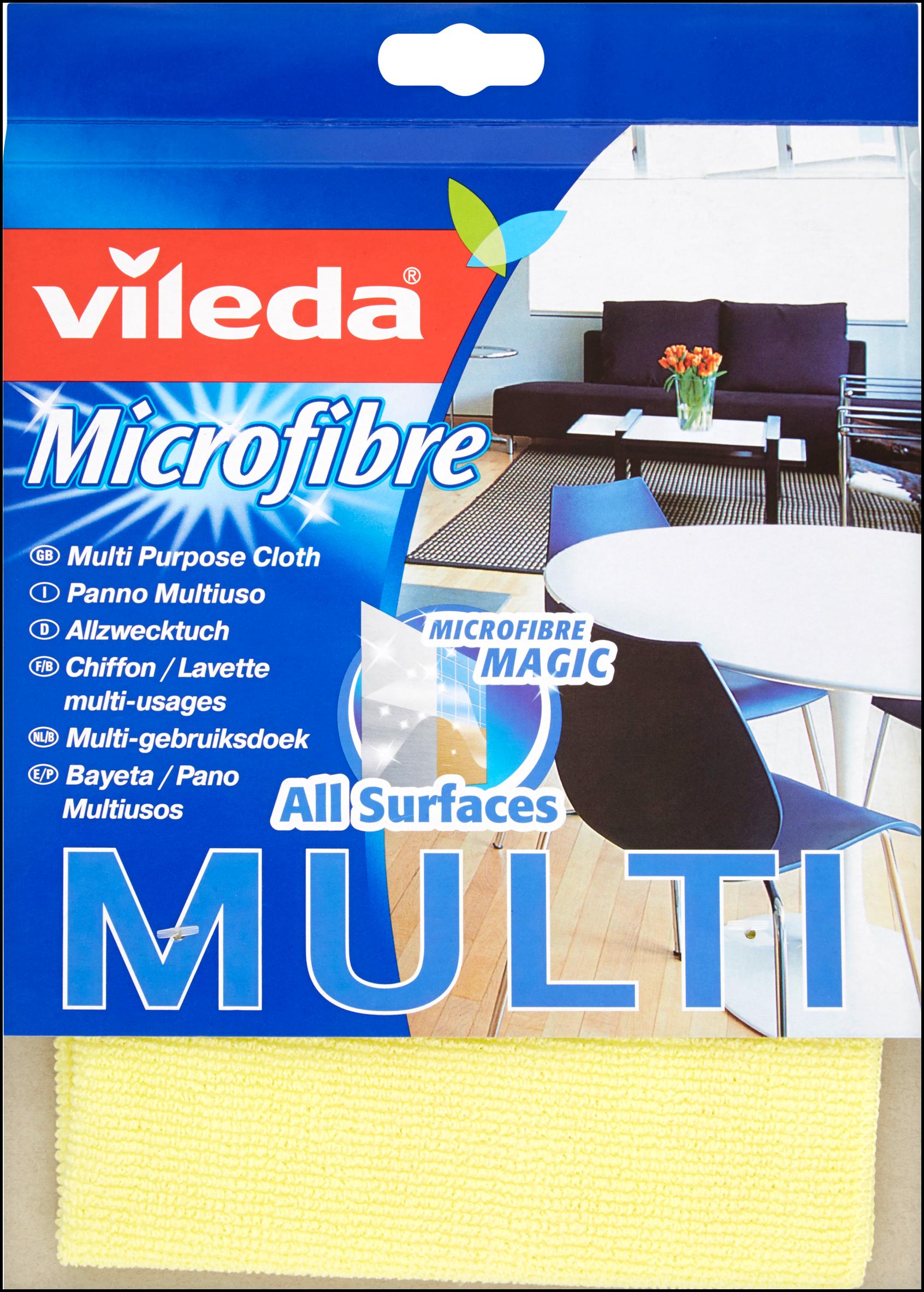 PANNO VILEDA MULTIU.ACTIFIBRE