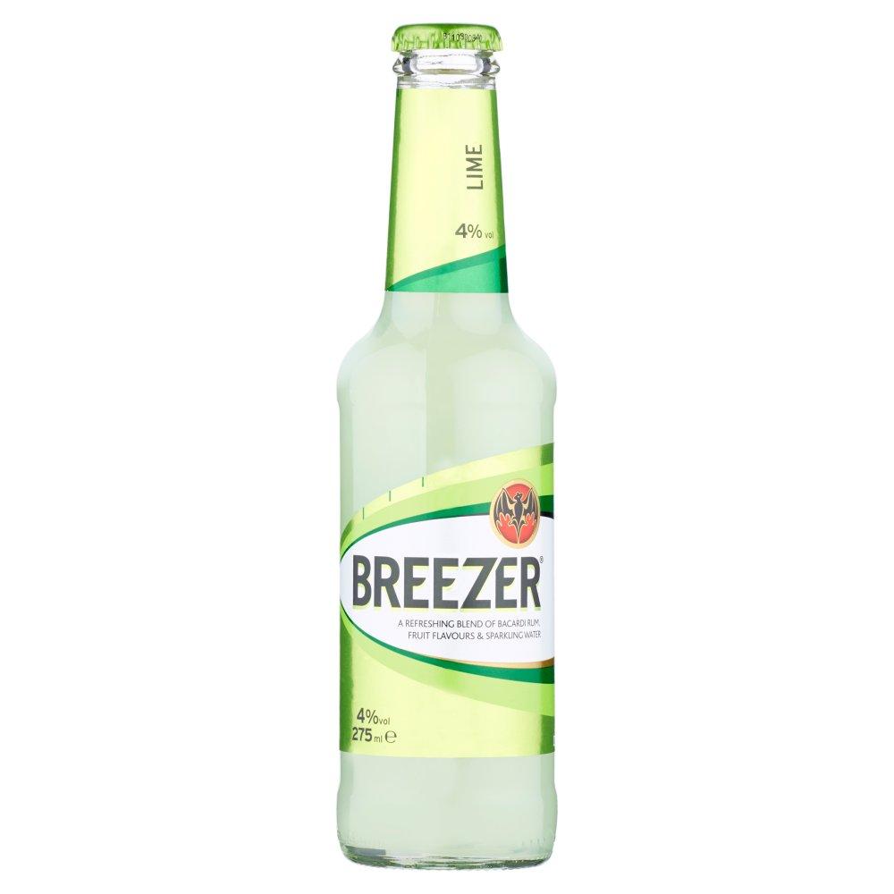 Breezer Lime 275 ml