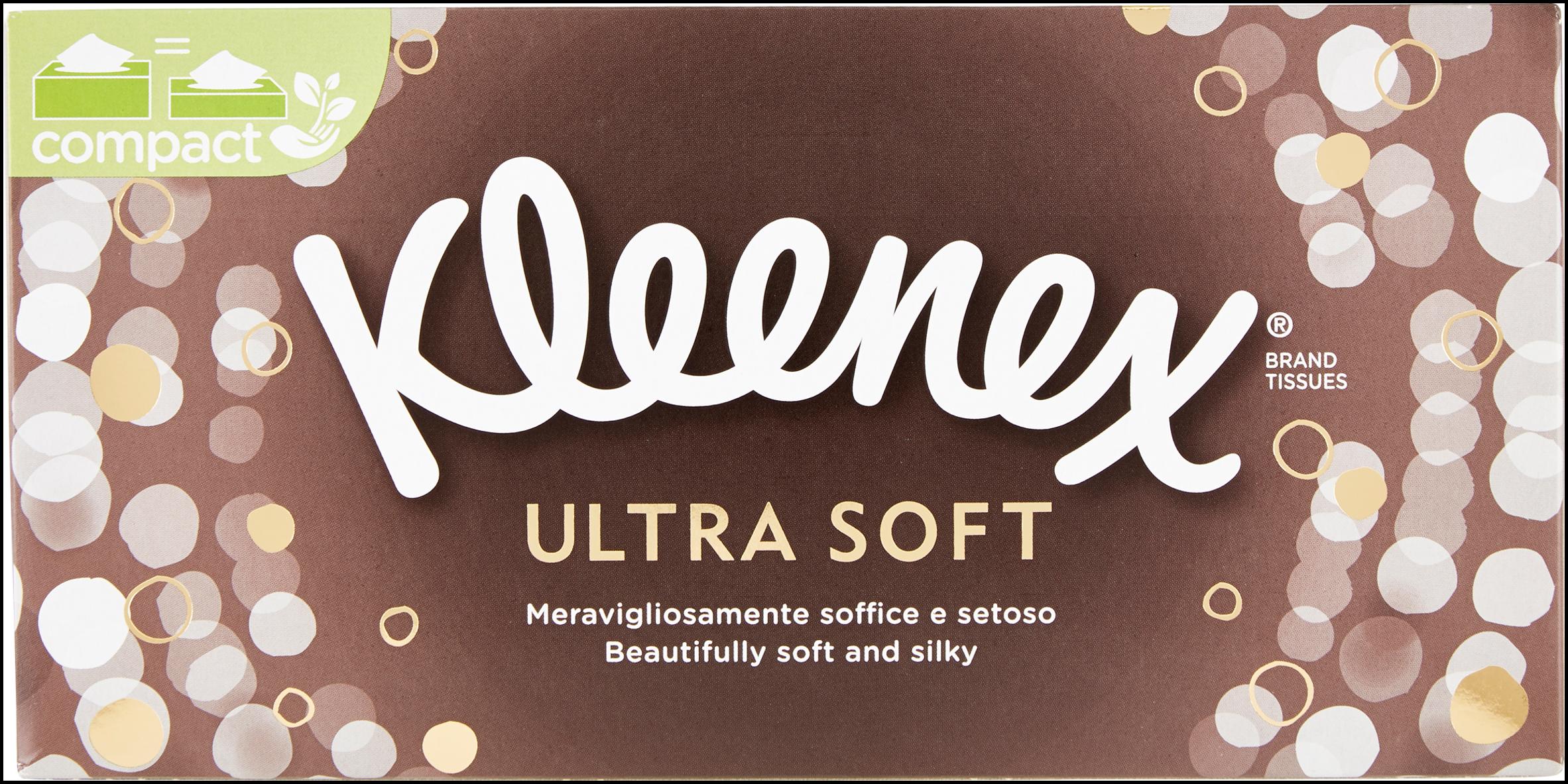 KLEENEX ULTRA SOFT BOX  X80
