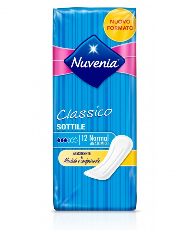 ASSORB NUVENIA CLASSICO X 12   SOTTILE