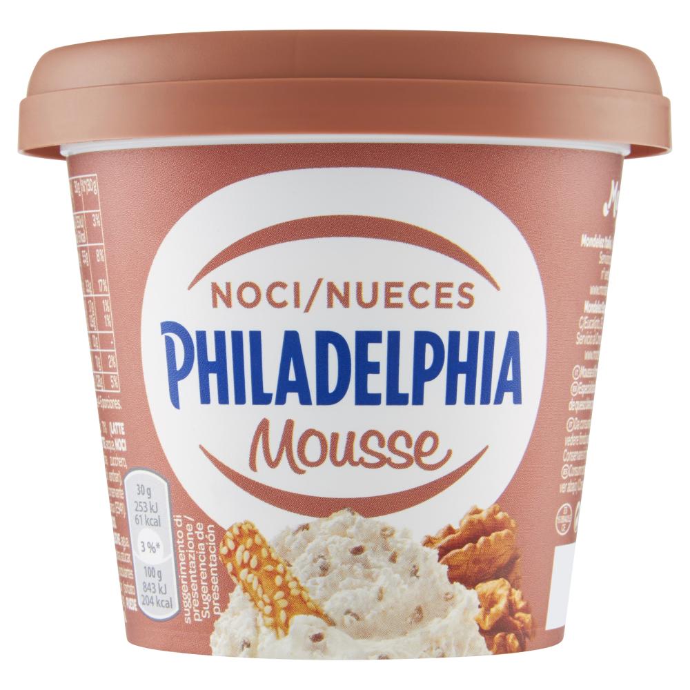 Philadelphia Mousse Noci 130 g