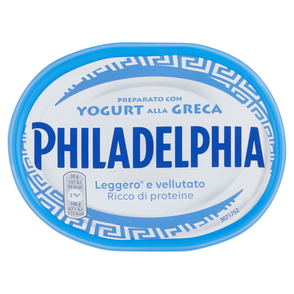 Philadelphia Preparato con Yogurt alla Greca 175 g