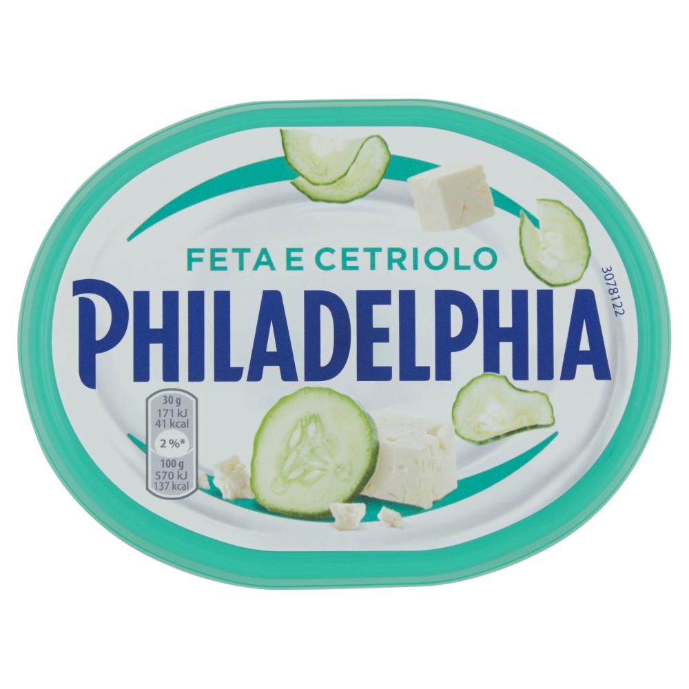 Philadelphia Feta e Cetriolo 150 g