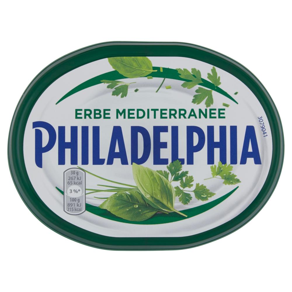 Philadelphia Erbe Mediterranee 150 g