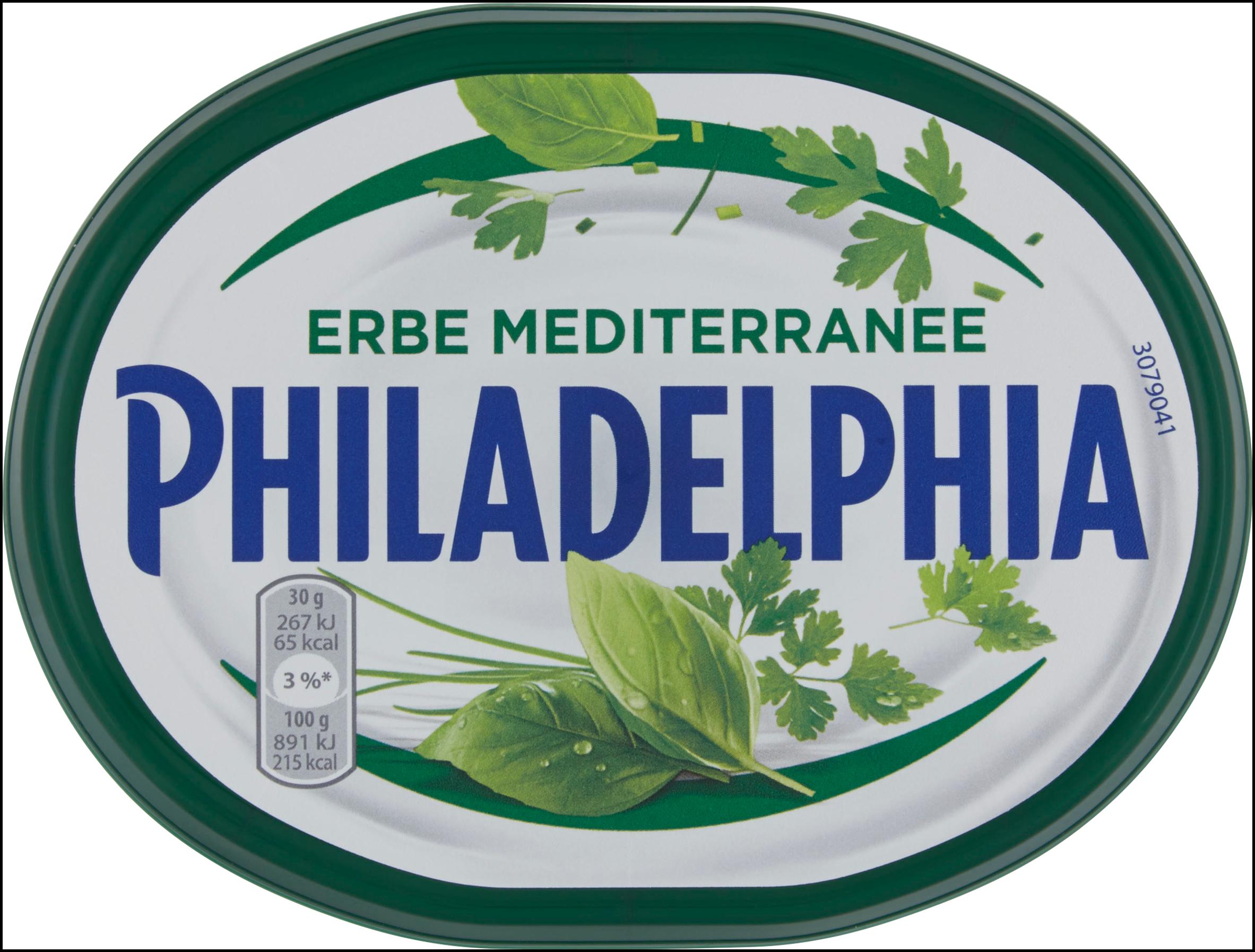 PHILADELPHIA ERBE MEDITERRANEE  150G