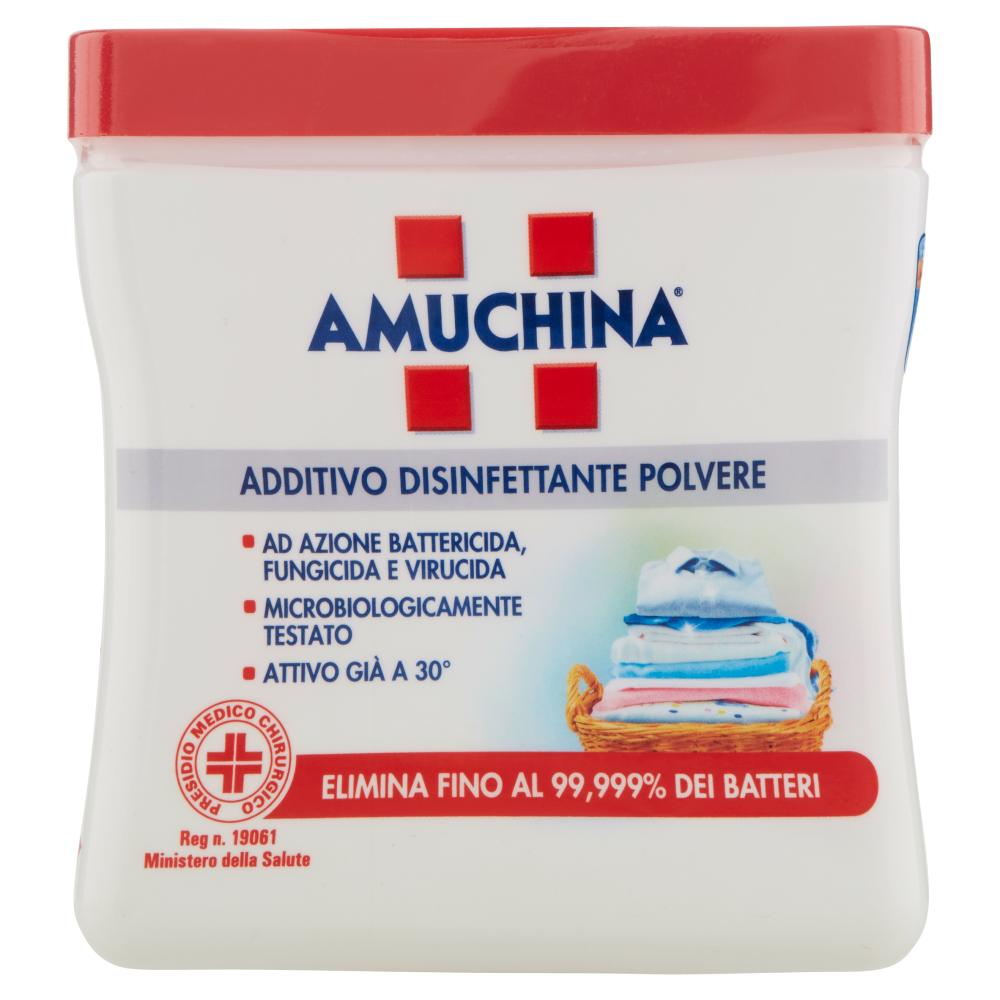 Amuchina additivo disinfettante polvere 500g