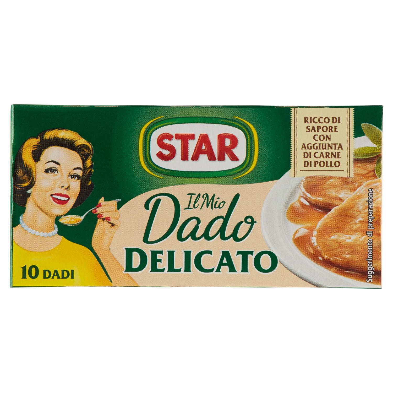 DADO STAR DELICATO 10 CUBI