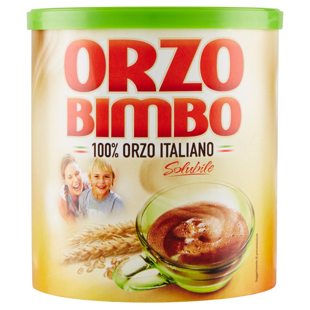 Orzo Bimbo 100% Orzo Italiano Solubile 120 g