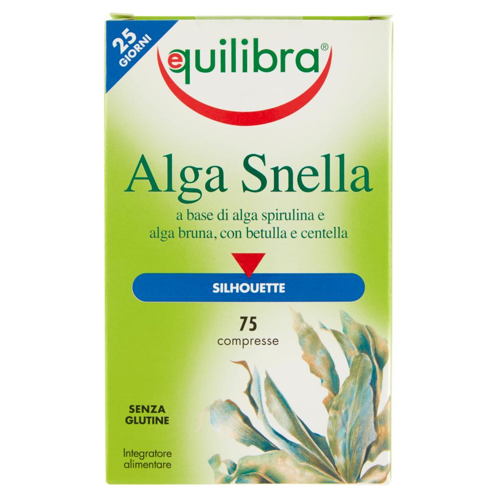 equilibra Alga Snella 75 compresse 30, 0 g