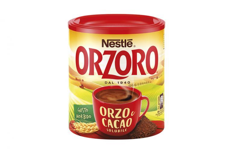 ORZORO NESTLE' 180G ORZO E CACAO