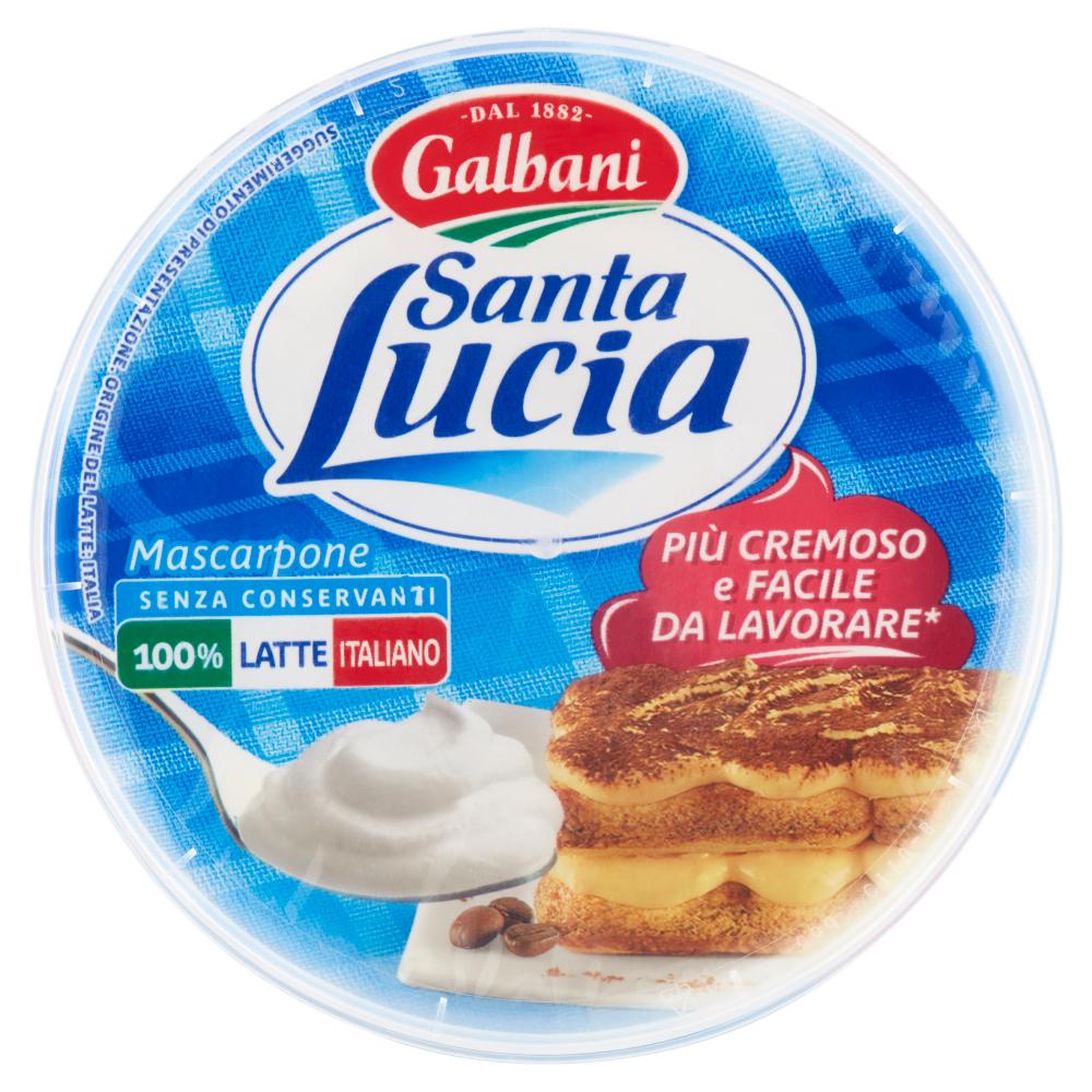 Galbani Santa Lucia Mascarpone 500 g