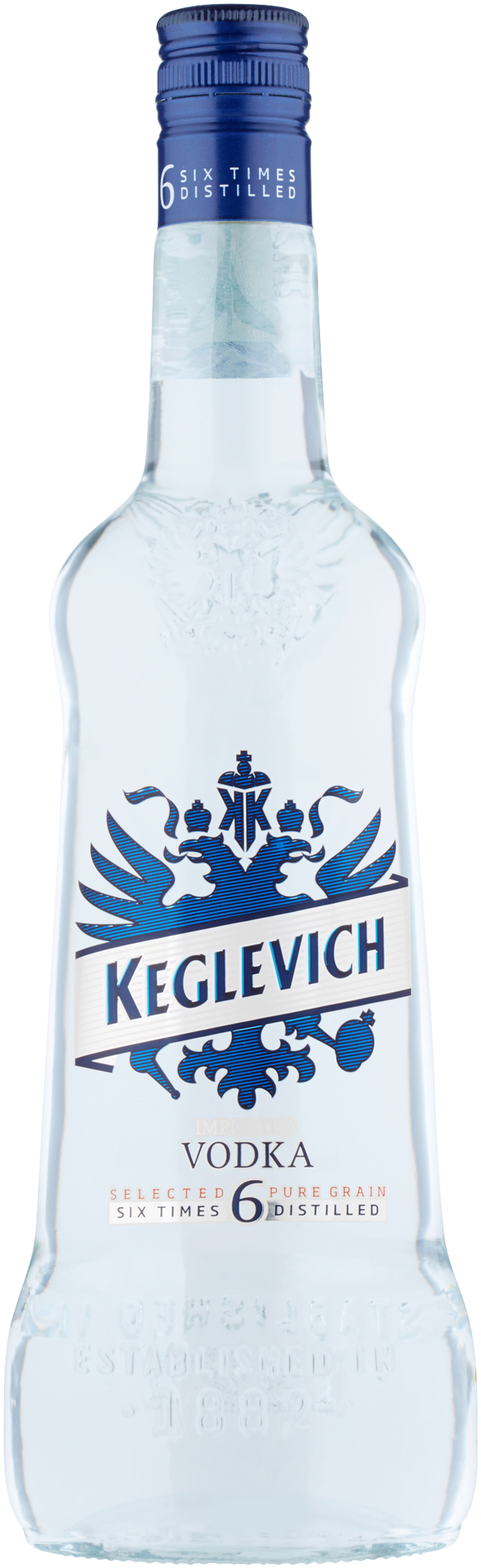 VODKA KEGLEVICH CLASSICA CL.70