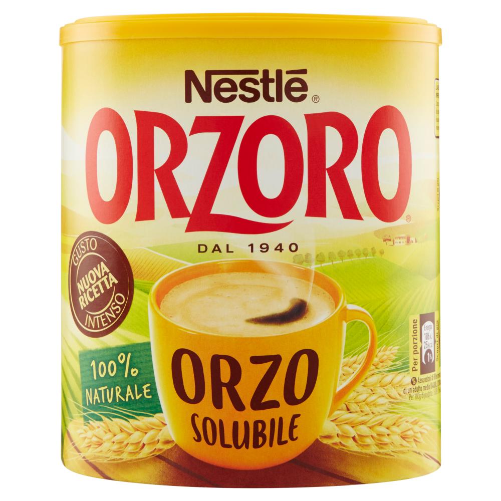 NESTLÉ ORZORO Orzo Solubile barattolo 120g