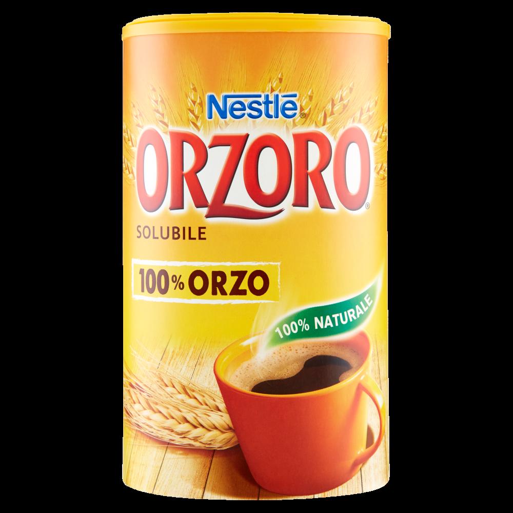 NESTLÉ ORZORO Orzo Solubile barattolo 200g