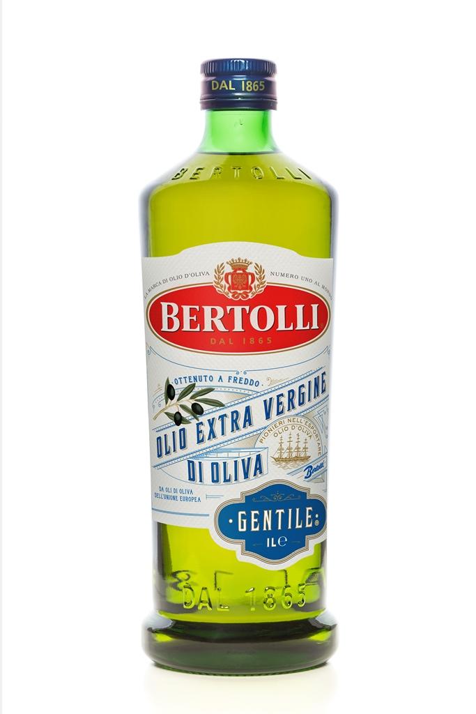 OLIO EXV BERTOLLI 1L GENTILE