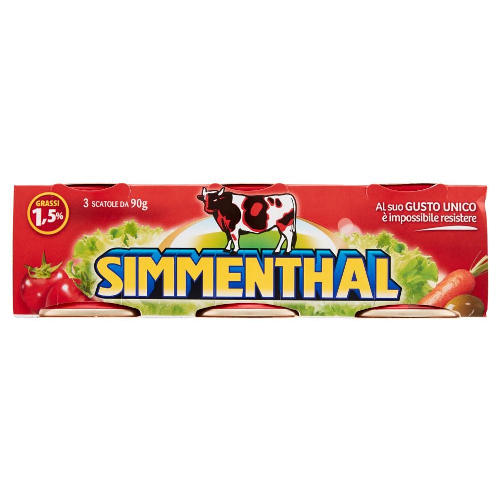 Simmenthal 3 x 90 g
