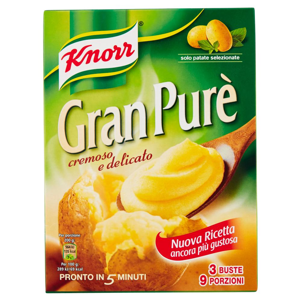 Knorr Gran Purè 3 x 75 g