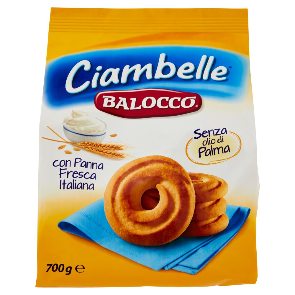 Balocco Ciambelle 700 g